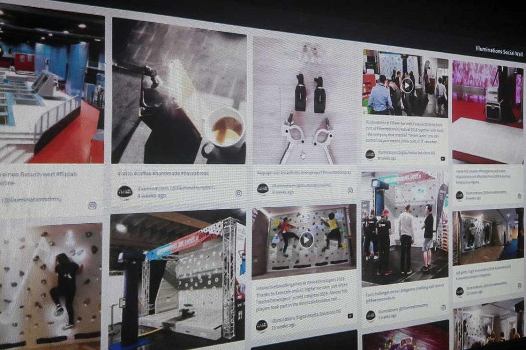 hashtag wall image