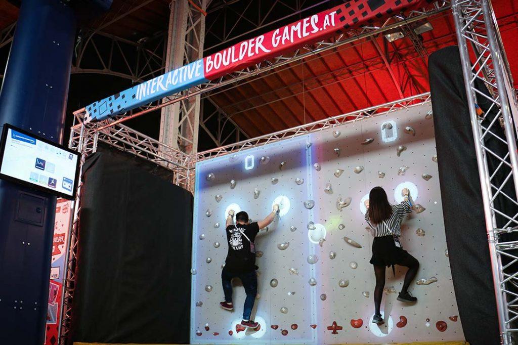 interactive boulder games valo climb