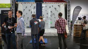 Fifteen Seconds Festival Graz interactive boulder games