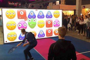 MultiBall interaktiver Ballsport
